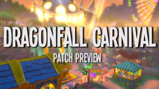 Dungeon Defenders II - Dragonfall Carnival Patch Update