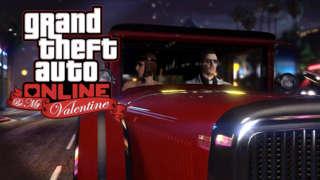 Grand Theft Auto Online - Be My Valentine Update Trailer