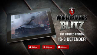 World of Tanks Blitz - Limited Edition IS-3 Defender Trailer
