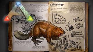 ARK: Survival Evolved - Spotlight: Castoroides