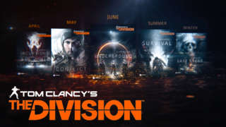 Tom Clancy's The Division - Season Pass Trailer