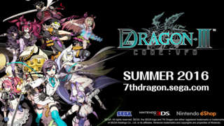 7th Dragon III Code: VFD Swoops Down to the Americas!