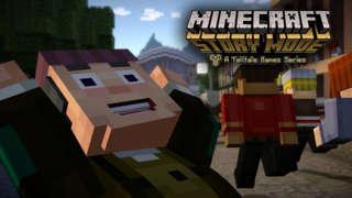 Minecraft: Story Mode - A Telltale Game Series: Episode 5 Trailer