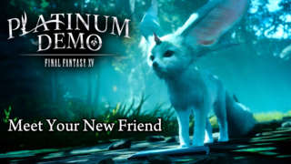 Final Fantasy XV: Platinum Demo