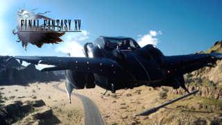 Final Fantasy XV - Uncovered Japanese Trailer
