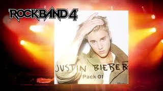 Rock Band 4 - Justin Bieber Pack 1 Trailer