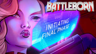 Battleborn Motion Comic: Chapter 1 - Running The Numbers