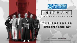 Hitman - The Sarajevo Six Trailer