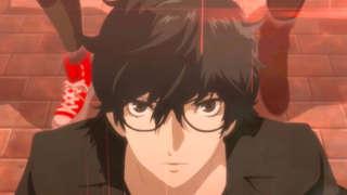 Persona 5 - Gameplay Teaser Trailer