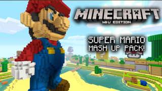 Minecraft Wii U Edition - Super Mario Mash-Up Pack