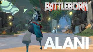 Battleborn - Alani Skills Overview