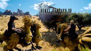 Final Fantasy XV - Chocobo Keepers Trailer