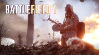 Weapons of Battlefield 1 Teaser Trailer