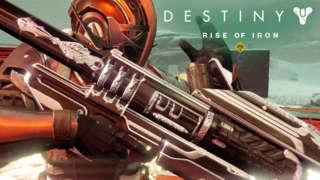 Destiny: Rise of Iron - Iron Gjallarhorn Pre-Order Trailer