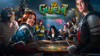 Gwent - The Witcher Card Game Official E3 2016 Announcement Trailer