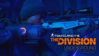 The Division - Underground DLC E3 2016 Gameplay