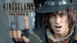 Kingsglaive Final Fantasy XV - Behind The Scenes Look