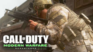 Call of Duty 4: Modern Warfare Remastered - Crew Expendable Play Through