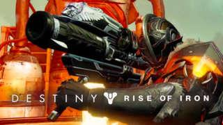Destiny: Rise of Iron - Iron Gjallarwing Sparrow Pre-order Trailer