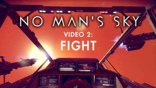 No Man's Sky - Fight Trailer