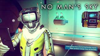 No Man's Sky - Trade Trailer