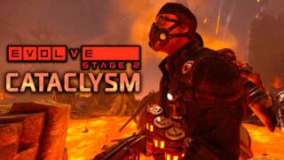 Evolve Stage 2 – The Cataclysm Launch Trailer