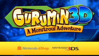 Gurumin 3D: A Monstrous Adventure - Exclusive Preview Trailer