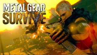Metal Gear Survive - Gamescom 2016 Reveal Trailer