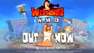 Worms WMD - Launch Trailer