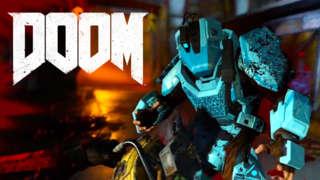DOOM - Deathmatch & Arcade Mode Livestream Announcement Trailer