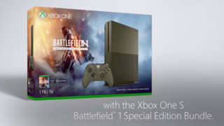 Battlefield 1 - Xbox One S Special Edition