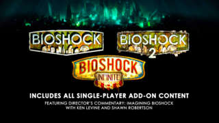BioShock: The Collection - Launch Trailer