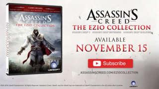 Assassin's Creed Ezio Collection Trailer