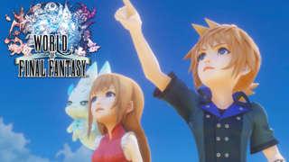 World of Final Fantasy - TGS 2016 Trailer