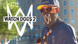 Watch Dogs 2 - TGS 2016 Gameplay Japanese Trailer