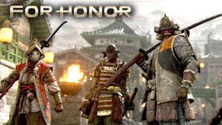 For Honor - TGS 2016 Samurai Introduction Japanese Trailer