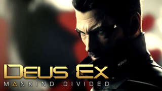 Deus Ex: Mankind Divided - Created Equal TGS 2016 Japanese Trailer
