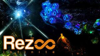 Rez Infinite - Reveal Trailer