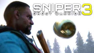 Sniper: Ghost Warrior 3 - Twitch Con Trailer