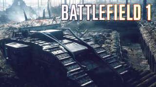 Battlefield 1 War Stories: Through Mud and Blood