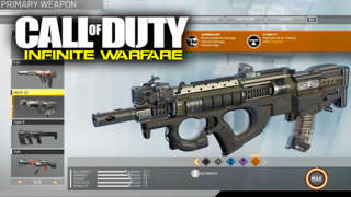 Call of Duty: Infinite Warfare - Weapon Crafting Overview