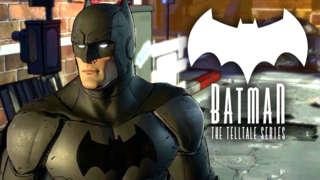 Batman: The Telltale Series - Episode 3: New World Order Trailer