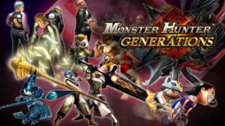 Monster Hunter Generations - Special Collaborations