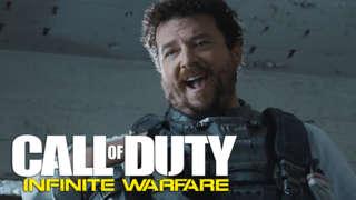 Call of Duty: Infinite Warfare – Teammate Talk with Danny McBride (NSFW)