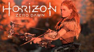 Horizon Zero Dawn - Creating a New World