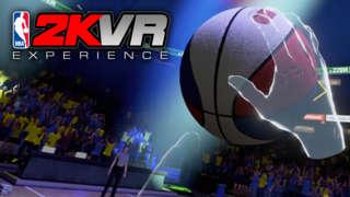 NBA 2K17 - VR Experience Trailer