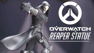 Overwatch - Reaper Statue Trailer