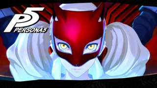 Persona 5: The Phantom Thieves Go to Work in the Story Trailer