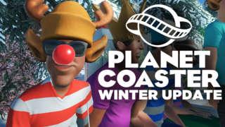 Planet Coaster - Winter Update Trailer