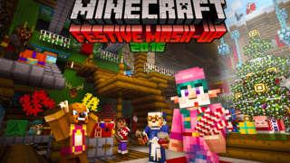 Minecraft - Festive Mash Up 2016 Trailer